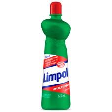 LIMPADOR LIMPOL MULTIUSO LIMAO 1X500ML