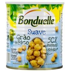 GRAO BONDUELLE GRAO DE BICO LATA 1X200G