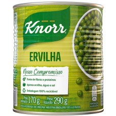 ERVILHA KNORR LATA 1X170G