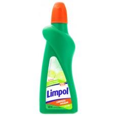 LIMPADOR LIMPOL LIMPEZA PESADA LIMAO 1X500ML