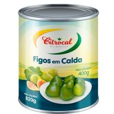 DOCE CALDA FIGO CITROCAL INTEIRO 1X400G