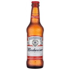 CERVEJA LONG NECK BUDWEISER 24X330ML
