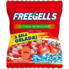 BALA RICLAN MASTIGAVEL FREEGELLS CEREJA REFRESCANTE 1X584G