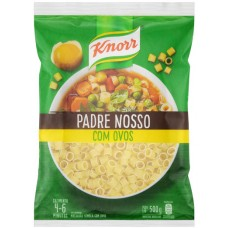 MASSA KNORR COM OVOS PADRE NOSSO 1X500G