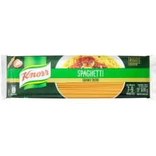MASSA KNORR GRANO DURO SPAGHETTI 1X500G
