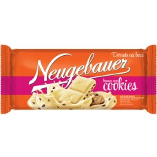 CHOCOLATE BARRA NEUGEBAUER BRANCO COOKIES 14X90G