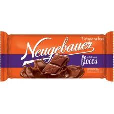CHOCOLATE BARRA NEUGEBAUER AO LEITE FLOCOS 14X90G
