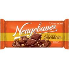 CHOCOLATE BARRA NEUGEBAUER AO LEITE AMENDOIM 14X90G