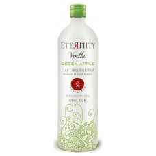 VODKA ETERNITY GREEN APPLE 1X950ML