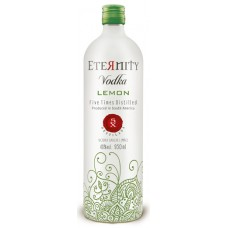 VODKA ETERNITY LEMON 1X950ML