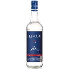 VODKA PETROSKI VIDRO 1X950ML