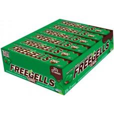 DROPS FREEGELLS CHOCOLATE MENTA 12x1UN