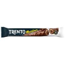 CHOCOLATE BARRA PECCIN TRENTO MASSIMO DARK WAFER 16X30G