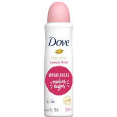 DESODORANTE DOVE AEROSOL FEMININO BEAUTY FINISH 1X89G_F