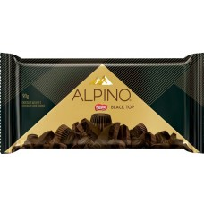 CHOCOLATE BARRA NESTLE ALPINO BLACK TOP 14X90G