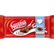 CHOCOLATE BARRA NESTLE CLASSIC AO LEITE 14X90G