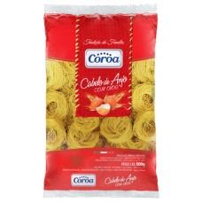 MASSA COROA COM OVOS CABELO ANJO 1X500G