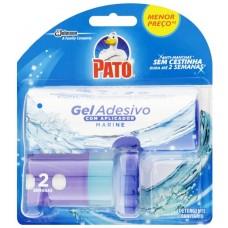 DESINFETANTE PATO GEL ADESIVO APARELHO MARINE 1X1UNX12,7G