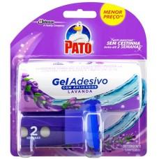 DESINFETANTE PATO GEL ADESIVO APARELHO LAVANDA 1X1UNX12,7G