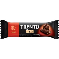 CHOCOLATE BARRA PECCIN TRENTO NERO DARK WAFER 16X22G