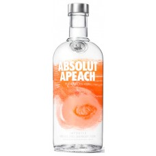 VODKA ABSOLUT APEACH 1X750ML