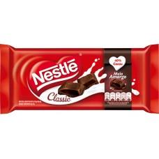 CHOCOLATE BARRA NESTLE CLASSIC MEIO AMARGO 14X90G