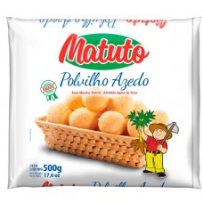 POLVILHO MATUTO AZEDO 1X500G