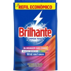 SABAO LIQUIDO BRILHANTE REFIL LIMPEZA TOTAL 1X900ML REF