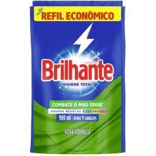 SABAO LIQUIDO BRILHANTE REFIL HIGIENE TOTAL 1X900ML REF
