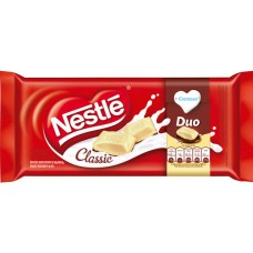 CHOCOLATE BARRA NESTLE CLASSIC DUO 14X90G