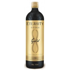 VODKA ETERNITY GOLD 1X950ML