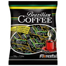 BALA FLORESTAL DURA BRAZILIAN COFFEE 1X500G