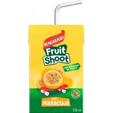 SUCO MAGUARY FRUIT SHOOT MARACUJA 1X150ML