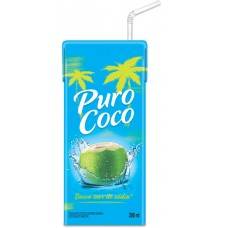 AGUA COCO PURO COCO  1X200ML