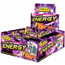 CHICLE BUZZY TATTO TRIBAL ENERGY 1x100UN