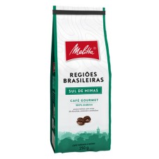 CAFE MELITTA REGIOES BRASILEIRAS SUL DE MINAS 1X250G