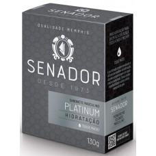 SABONETE SENADOR BARRA PLATINUM 12x130G