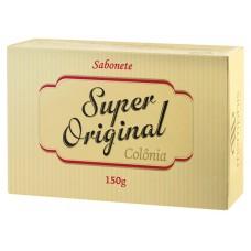 SABONETE SUPER ORIGINAL BARRA COLONIA 12X150G