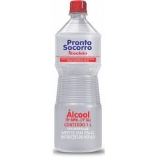 ALCOOL PROFISSIONAL PRONTO SOCORRO ABSOLUTO 70 INPM 12X1L