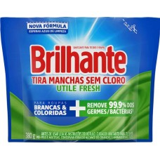 TIRA MANCHAS BRILHANTE UTILE PO FRESH 1X380G SACH