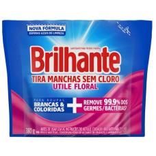 TIRA MANCHAS BRILHANTE UTILE PO FLORAL 1X380G SACH