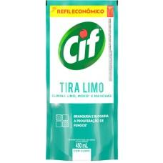 LIMPADOR CIF TIRA LIMO COM CLORO REFIL 1X450ML REF