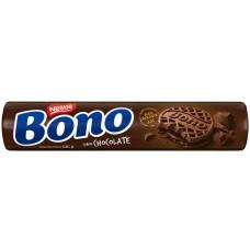 BISCOITO BONO RECHEADO CHOCOLATE 1X126G