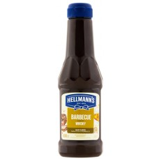 MOLHO HELLMANNS BARBECUE WHISKY 1X400G