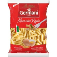 MASSA GERMANI COM OVOS RIGATE 1X500G