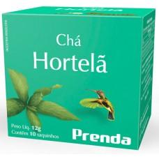 CHA PRENDA 10S HORTELA 1X12G