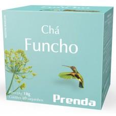 CHA PRENDA 10S FUNCHO 1X18G