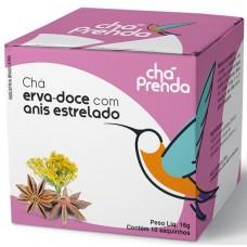 CHA PRENDA 10S ERVA DOCE ANIS ESTRELADO 1X16G