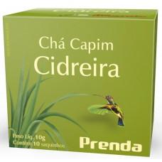 CHA PRENDA 10S CAPIM CIDREIRA 1X10G