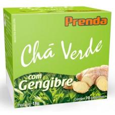 CHA PRENDA 10S CHA VERDE GENGIBRE 1X18G